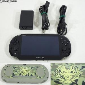 『中古即納』{訳あり}{本体}{PSVita}PlayStationVita×GOD EATER 2 Fenrir Edition(ゴッドイーター2 フェンリルエディション)(PCHJ-10010)(20131114)|media-world