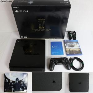 『中古即納』{訳あり}{本体}{PS4}PlayStation4 FINAL FANTASY XV LUNA EDITION(プレイステーション4 ファイナルファンタジー15 ルーナエディション)(CUHJ-10013)|media-world