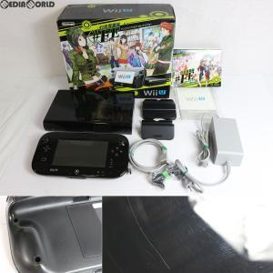 『中古即納』{訳あり}{本体}{WiiU}Wii U 幻影異聞録#FE Fortissimo Edition セット(Wii Uプレミアムセット黒/kuro/クロ同梱版)(WUP-S-KAHN)(20151226)|media-world