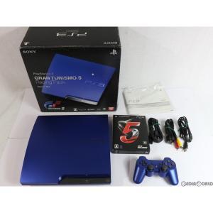『中古即納』{訳あり}{本体}{PS3}PlayStation3 160GB GRAN TURISMO 5 RACING PACK(プレイステーション3 160GB グランツーリスモ5 レーシングパック)(20101125) media-world