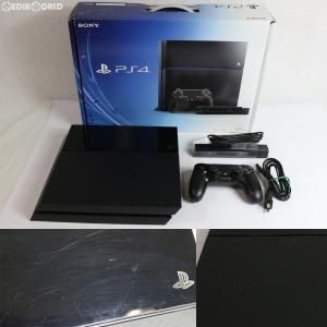 『中古即納』{訳あり}{本体}{PS4}プレイステーション4 PlayStation4 PlayStation Camera(カメラ) 同梱版(CUH-1000AA01)(20140424)|media-world