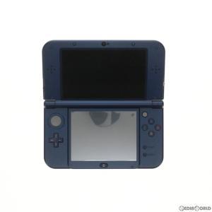 『中古即納』{訳あり}{本体}{3DS}Newニンテンドー3DS LL メタリックブルー(RED-S-BAAA)(20141011) media-world 05