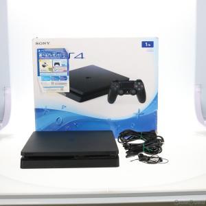 『中古即納』{訳あり}{本体}{PS4}プレイステーション4 PlayStation4 1TB ジェット・ブラック(CUH-2000BB01)(20160915)|media-world