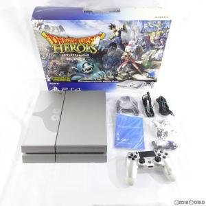 『中古即納』{訳あり}{本体}{PS4}プレイステーション4 PlayStation4 ドラゴンクエスト メタルスライム エディション(CUHJ-10006)(20141211)|media-world