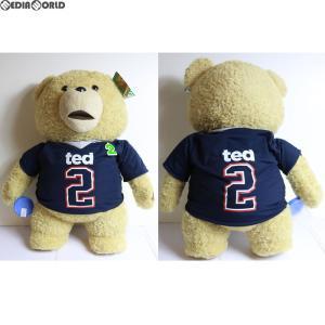 『中古即納』{訳あり}{FIG}テッド in ジャージ 24インチ トーキングプラッシュ テディベア TED2(テッド2) ぬいぐるみ コモンウェルストイ(20150831)|media-world