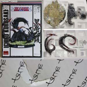 『中古即納』{訳あり}{FIG}黒崎一護(くろさきいちご) 最後の月牙天衝 HQS BLEACH(ブリーチ) 1/6 完成品 フィギュア(TSBL05) TSUME ART(ツメアート)(20171231)|media-world