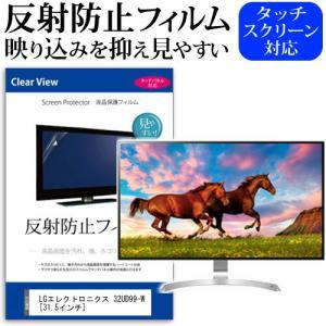 LGエレクトロニクス 32UD99-W 反射防止 ノングレア 液晶保護フィルム キズ防止