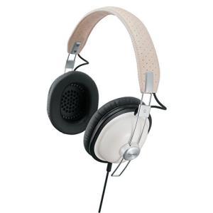 パナソニック ステレオヘッドホン ホワイト RP-HTX7-W|mediaearth