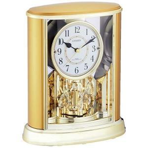 CITIZEN (シチズン) 電波 置き時計 パルドリーム R659 4RY659-018|mediaearth