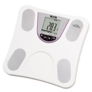 タニタ 体重 体組成計 BC-754 WH 自動認識機能付き/測定者をピタリと当てる|mediaearth