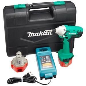 マキタ(Makita) 充電式インパクトドライバ 12V バッテリー2個付き M694DWX mediaearth