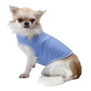 マルカン ひんやりお散歩ベスト S 超小型犬用|mediaearth