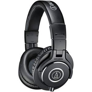 audio-technica プロフェッショナルモニターヘッドホン ATH-M40x|mediaearth