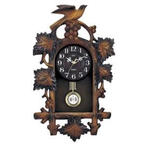 東出漆器 ニューキング鳩時計 正時打(R) 1307|mediaearth