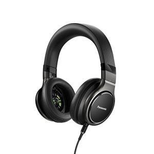 パナソニック 密閉型ヘッドホン ハイレゾ音源対応 ブラック RP-HD10-K|mediaearth