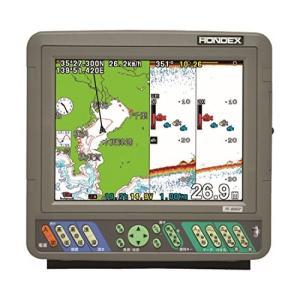 HONDEX(ホンデックス) 魚探 8.4型カラー液晶GPS内蔵プロッター魚探. PS-800GP|mediaearth