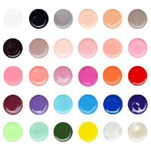 iro gel (イロジェル) ネイルタウンジェル ジェルネイル 30色セット ソークオフタイプ [ 3g × 30色 ] [並行輸入品]|mediaearth