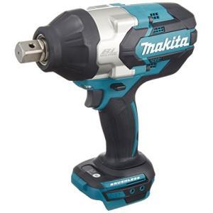 マキタ(Makita)  充電式インパクトレンチ 18V 本体のみ TW1001DZ|mediaearth
