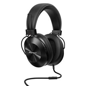 パイオニア Pioneer SE-MS5T ヘッドホン 密閉型/ハイレゾ対応 ブラック SE-MS5T-K  【国内正規品】|mediaearth