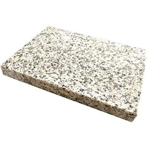 【厚み2センチに秘訣あり】ペット大喜び♪ 魔法の天然石ひんやりマット(ベッド) かわいいイエロー 20×15×2センチ ほど良い涼しさにペットうっとり|mediaearth