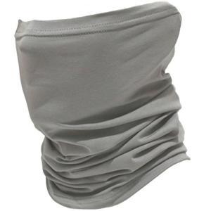 多機能 バンダナ UVカット フェイスガード ネックウォーマー 防寒 防風 防塵 フェイスマスク ターバン ニット 帽子 フェイス ヘッド ウェア コ|mediaearth