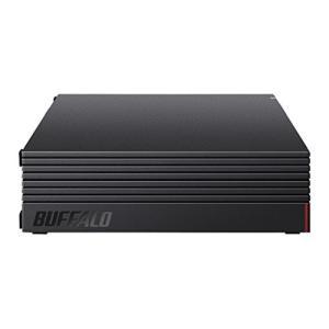 BUFFALO 外付けハードディスク 4TB テレビ録画/PC/PS4/4K対応 静音&コンパクト 日本製 故障予測 みまもり合図 HD-AD|mediaearth