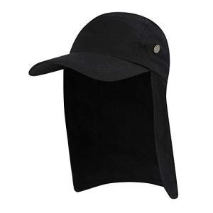 BOBORA 日よけ帽子カバー ネックシェード ゴルフ ランニング 登山 釣りなどアウトドア 熱中症予防 日焼け防止に 【紫外線対策グッズ 】|mediaearth