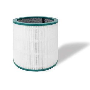 ダイソン Dyson Pure シリーズ空気清浄機能付ファン交換用フィルター 空気清浄機能付ヒーター TP03/TP02/TP00/AM11 用フィル mediaearth