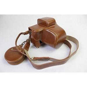 Fujifilm Fuji 富士 PEN X-E3 XE3 X E3 カメラケース カメラカバー カメラバッグ カメラホルダー、【KOOWL】手作りの|mediaearth