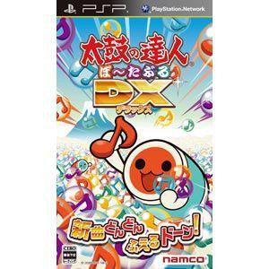 【PSP】太鼓の達人ぽーたぶるDX|mediakan