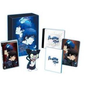 【PSP】 青の祓魔師 幻刻の迷宮(ラビリンス) 初回限定版BLUE FLAME BOX(ブルーフレイムボックス)|mediakan
