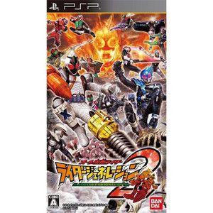 【PSP】オール仮面ライダーライダージェネレーション2|mediakan