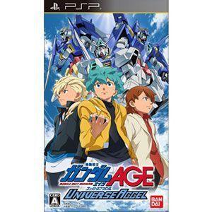 【PSP】機動戦士ガンダムAGEユニバースアクセル|mediakan