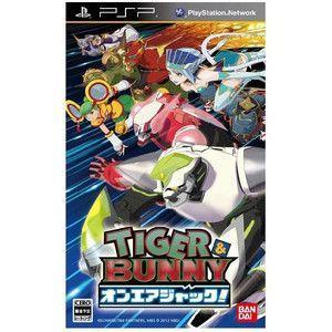 【PSP】TIGER&BUNNY オンエアジャック!|mediakan