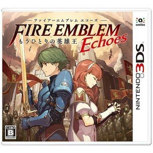 3DS ファイアーエムブレム Echoes もうひとりの英雄王 通常版|mediakan