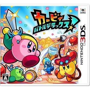 3DS カービィ バトルデラックス!|mediakan