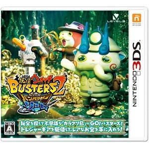 3DS  妖怪ウォッチバスターズ2 秘宝伝説バンバラヤー ソード(数量限定封入特典付き)|mediakan