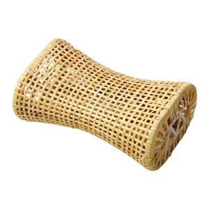 枕 ピロー 『籐枕』 約30×17cm 2503909 代引き不可/同梱不可|mediaroad1290