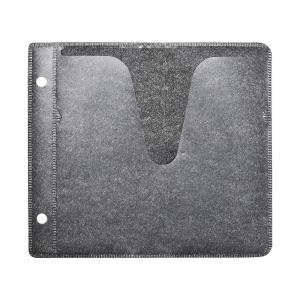 ブルーレイディスク対応不織布ケース(リング穴付き・50枚入り・ブラック) FCD-FRBD50BK 代引き不可/同梱不可|mediaroad1290