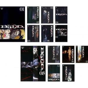 BLOOD+ ブラッド・プラス 全13枚 EPISODE1〜最終話 レンタル落ち 全巻セットsc 中古 DVD|mediaroad1290