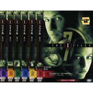 X-ファイル セブン シーズン7 全6枚 FileNo701〜FileNo722 レンタル落ち 全巻セットsc 中古 DVD  海外ドラマ|mediaroad1290