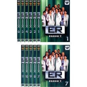 ER 緊急救命室 テン シーズン10 全11枚 第1話〜シーズンフィナーレ レンタル落ち 全巻セット 中古 DVD  海外ドラマ|mediaroad1290