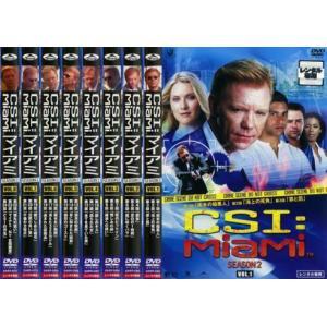 bs::CSI:マイアミ シーズン2 全8枚 第1話〜第24話 最終 レンタル落ち 全巻セット 中古 DVD  海外ドラマ ケース無:: mediaroad1290