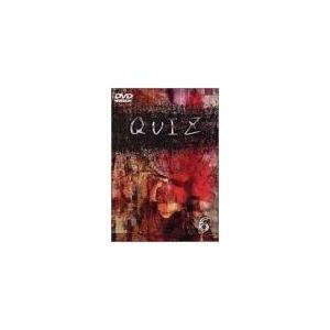 QUIZ 6(第11話) レンタル落ち 中古 DVD
