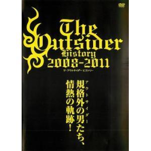 ジ・アウトサイダー ヒストリー 2008-2011 レンタル落ち 中古 DVD