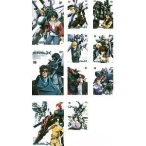 機動新世紀 ガンダム X 全10枚 第1話〜第38話 最終話 レンタル落ち 全巻セット 中古 DVD