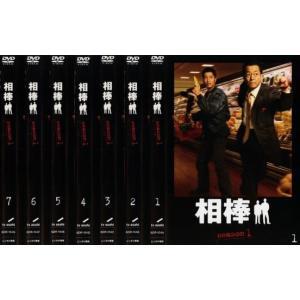 相棒 season 1 シーズン 全7枚 第1話〜最終話 レンタル落ち 全巻セット 中古 DVD