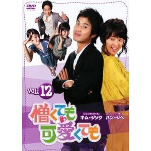 憎くても可愛くても 12【字幕】 レンタル落ち 中古 DVD 韓国ドラマ