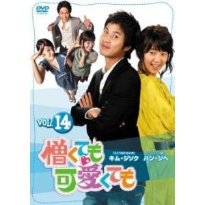 憎くても可愛くても 14【字幕】 レンタル落ち 中古 DVD 韓国ドラマ