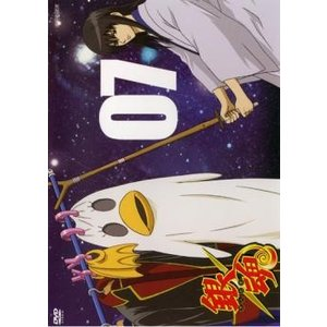 銀魂 07 レンタル落ち 中古 DVD mediaroad1290